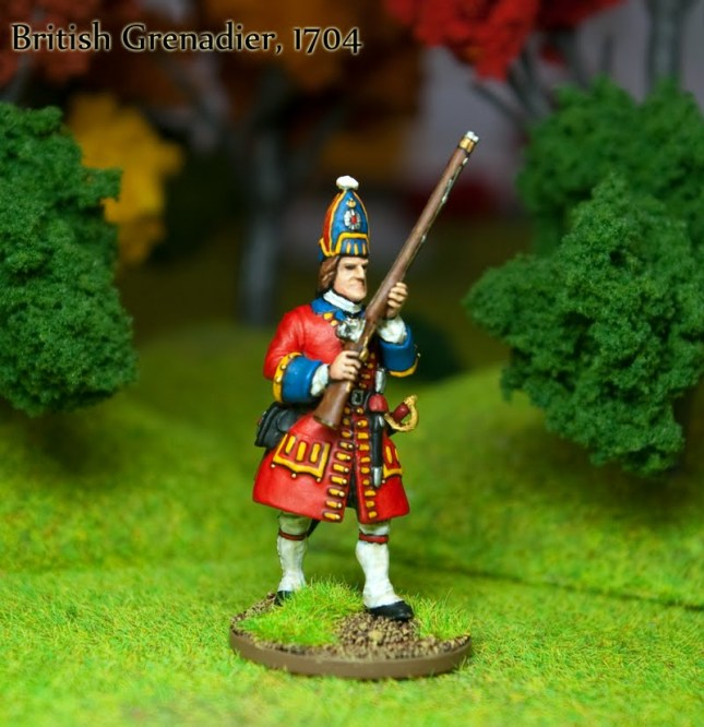 Grenadier. 40mm.