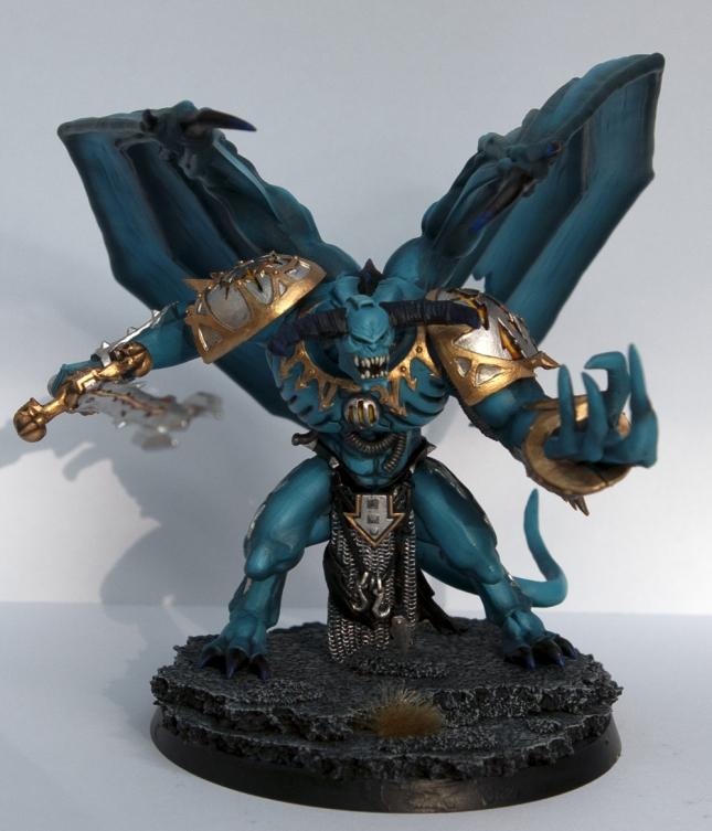 Daemon Prince. 40K.
