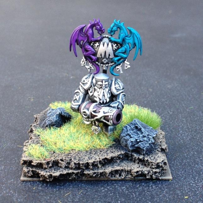 Dwarf Flamebelcher